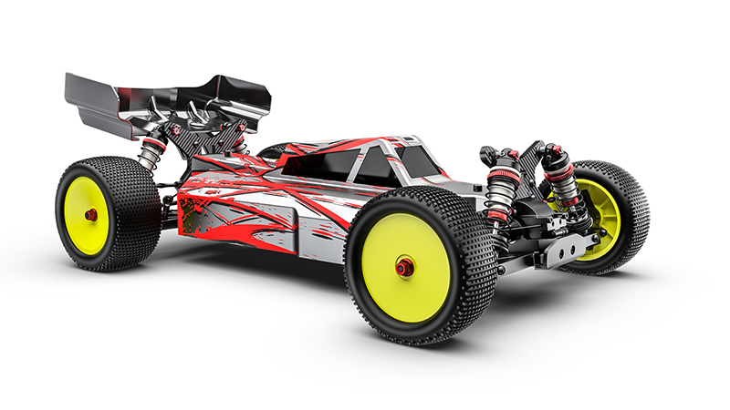 Team Corally - C-00140 - SBX-410 Racing Buggy Kit