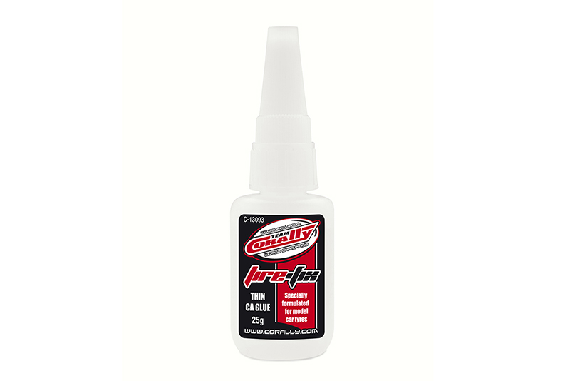 Team Corally - C-13093 - Tire-Fix - Special Formulated CA - 25gr