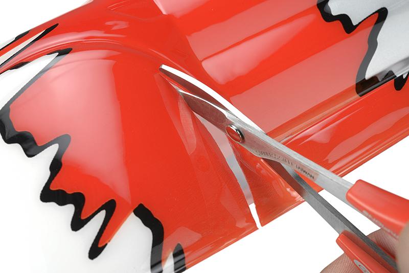 Team Corally - C-16041 - Shape-It Scissor - Curved