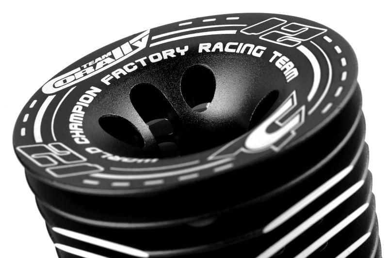 Team Corally - C-40001 - Nitro Racing Engine Etor .21 5+2T - Off-Road