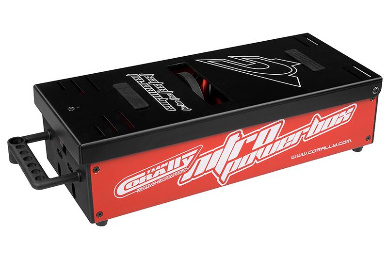 Team Corally - C-41010 - Nitro Powerbox - 2x 775 Motors