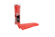 Team Corally - C-50500 - Strap-it - Cable Tie Raps - Red - 2.5x100mm - 50 pcs