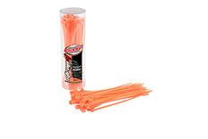 Team Corally - C-50503 - Strap-it - Cable Tie Raps - Orange - 2.5x100mm - 50 pcs