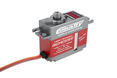 Team Corally - C-52003 - CS-3007 HV High Speed Mini Servo - High Voltage - Coreless Motor - Titanium Gear - Ball Beared - Full Alloy Case
