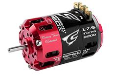 Team Corally - C-61102 - Dynospeed SPEC 3.0 - 1/10 Sensored 2-Pole Competition Brushless Motor - Stock - 17.5 Turns - 2200 KV