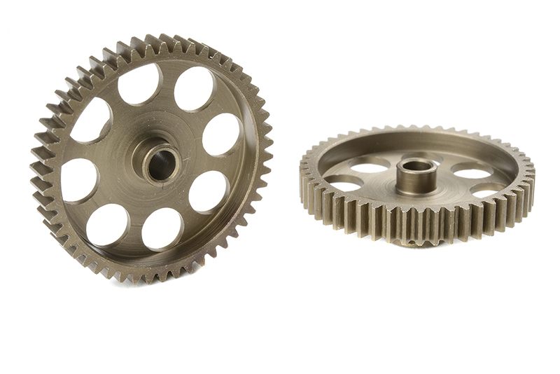 Team Corally - C-71450 - 48 DP Pinion - Short - Hardened Steel - 50 Teeth - Shaft Dia. 3.17mm