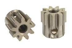 Team Corally - C-71509 - 32 DP Pinion - Short - Hardened Steel - 9 Teeth - Shaft Dia. 3.17mm