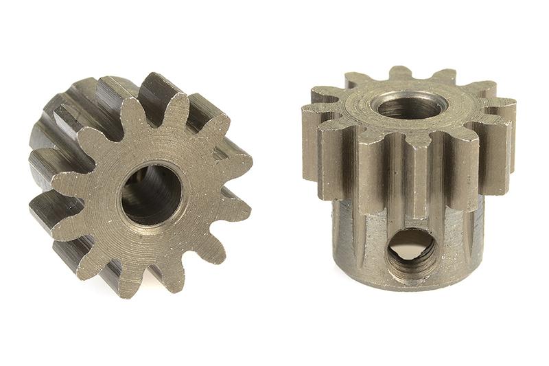 Team Corally - C-71512 - 32 DP Pinion - Short - Hardened Steel - 12 Teeth - Shaft Dia. 3.17mm