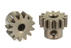 Team Corally - C-71513 - 32 DP Pinion - Short - Hardened Steel - 13 Teeth - Shaft Dia. 3.17mm