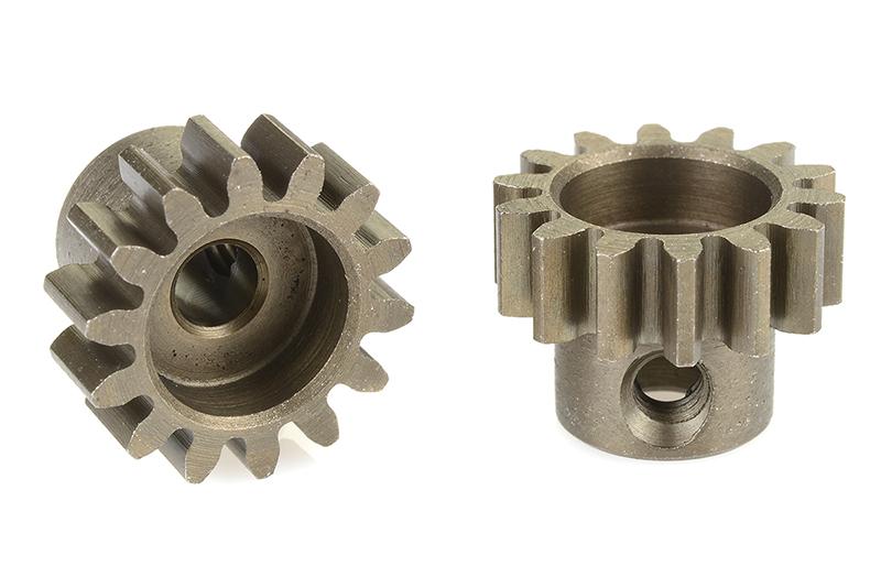 Team Corally - C-71514 - 32 DP Pinion - Short - Hardened Steel - 14 Teeth - Shaft Dia. 3.17mm