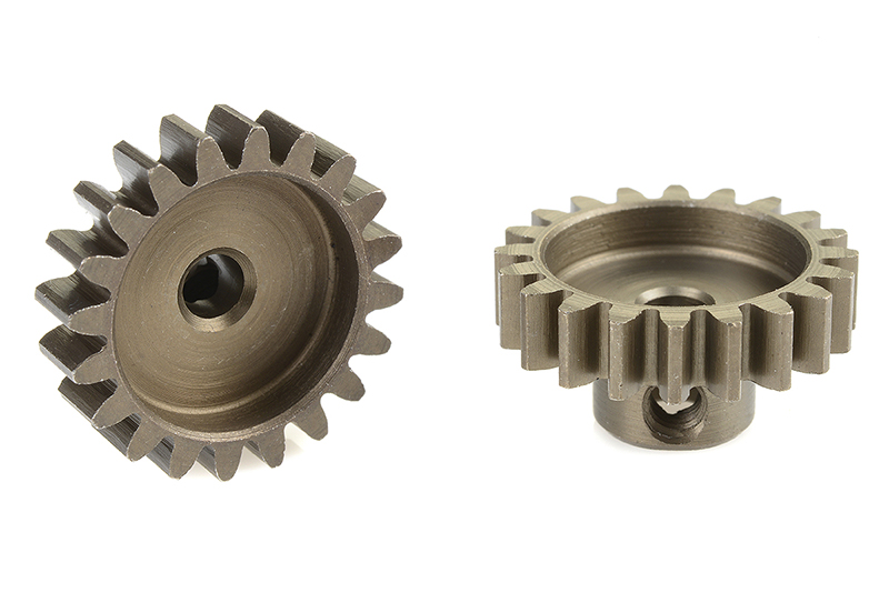 Team Corally - C-71520 - 32 DP Pinion - Short - Hardened Steel - 20 Teeth - Shaft Dia. 3.17mm