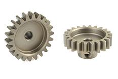 Team Corally - C-71522 - 32 DP Pinion - Short - Hardened Steel - 22 Teeth - Shaft Dia. 3.17mm