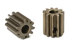 Team Corally - C-71611 - M0.6 Pinion - Short - Hardened Steel - 11 Teeth - Shaft Dia. 3.17mm