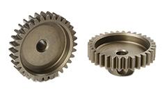 Team Corally - C-71632 - M0.6 Pinion - Short - Hardened Steel - 32 Teeth - Shaft Dia. 3.17mm