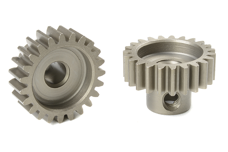 Team Corally - C-72523 - 32 DP Pinion - Short - Hardened Steel - 23 Teeth - Shaft Dia. 5mm