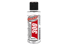 Team Corally - C-81230 - Shock Oil - Ultra Pure Silicone - 300 CPS - 60ml / 2oz