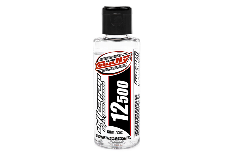 Team Corally - C-81512 - Diff Syrup - Ultra Pure Silicone - 12500 CPS - 60ml / 2oz