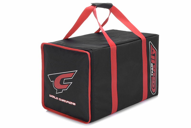Team Corally - C-90240 - Carrying Bag - 2 Corrugated Plastic Drawers