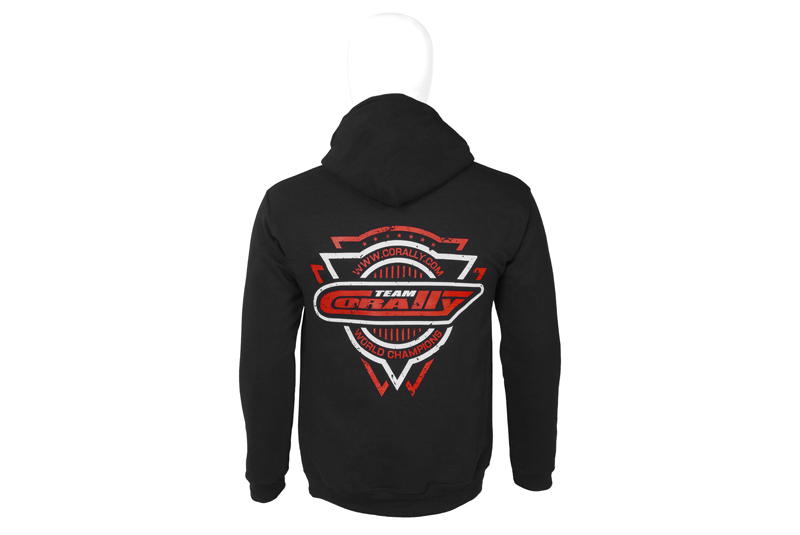 Team Corally - C-99950-L - Hoodie TC - D1 - Large