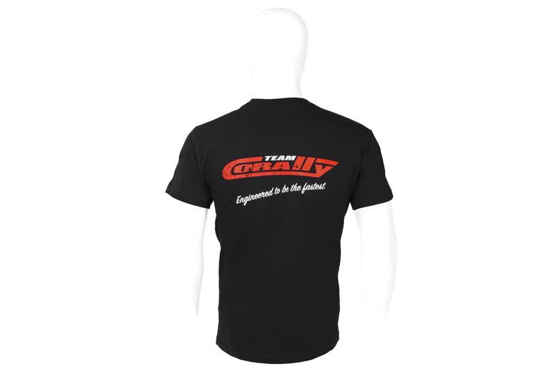 Team Corally - C-99960-XL - T-Shirt TC - D1 - X-Large