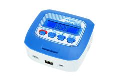 Pulsetec - PC-019-002 - Charger - Mega 65 - AC 100-240V - 65W Power - 0.1-6.0A - 2-4 Li-xx - 6-8 Ni-xx - 6-12V PB