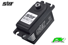 SRT - Servo BH6015 - Digital - Low Profile - Brushless - HV - Titanium/Alu Gears - 15kg/0.05sec@8.4V - Plastic/Alloy Case