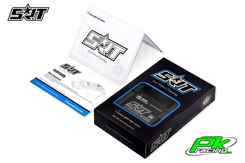 SRT - Servo BH9022 - Digital - Brushless - HV - Titanium/Alu Gears - 22kg/0.06sec@8.4V - Full Alloy Case