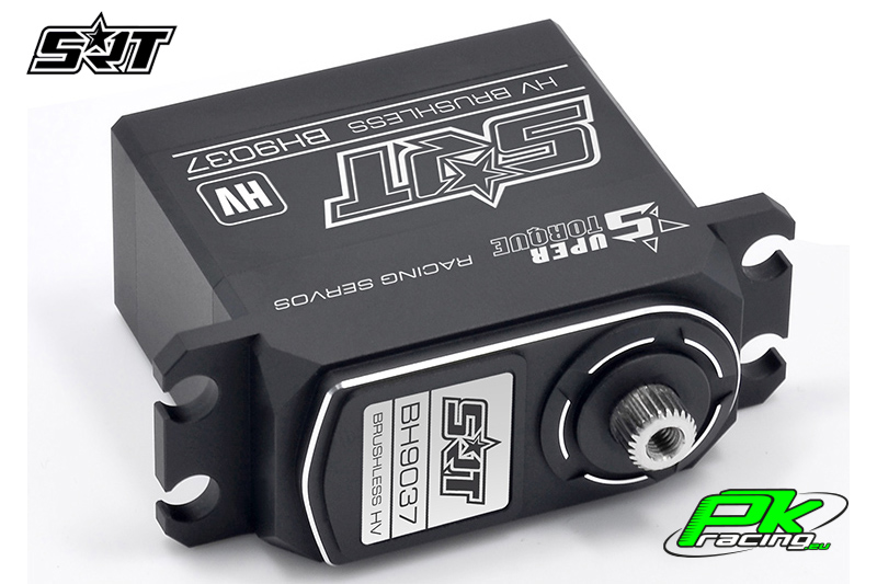 SRT - Servo BH9037 - Digital - Brushless - HV - Titanium/Steel Gears - 37kg/0.13sec@8.4V - Full Alloy Case