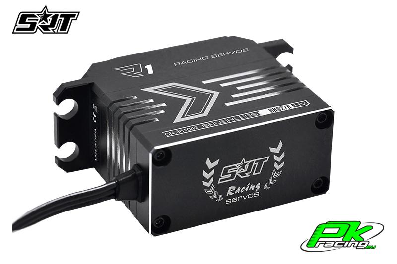 SRT - Servo BH927R - Digital - Brushless - HV - Titanium/Steel Gears - 27kg/0.07sec@8.4V - Full Alloy Case