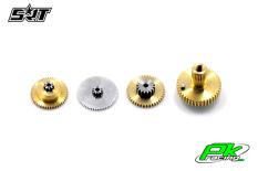 SRT - Servo Gear Set - DL3017 - Copper