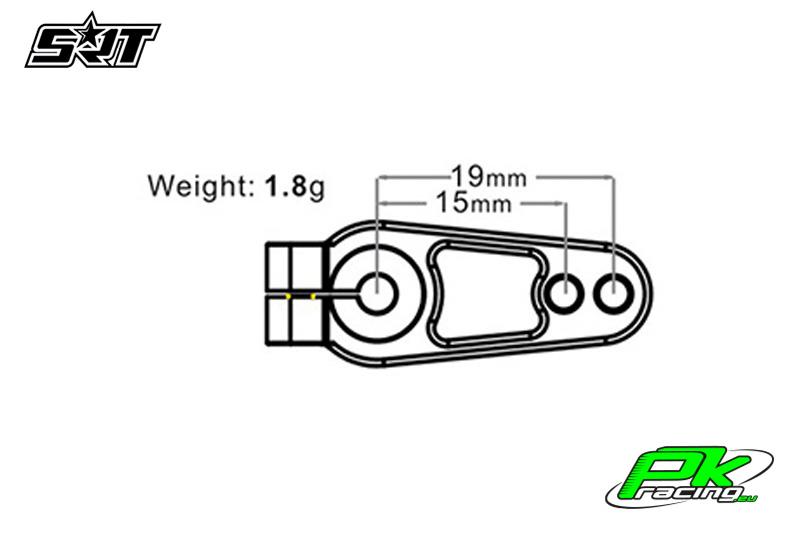SRT - Servo Horn Set - TRX5B