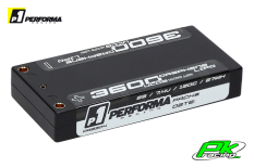 Performa Racing P1 - PA9304 - Graphene Lipo Shorty 3600 ULCG 7.4V 120C