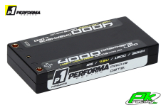 Performa Racing P1 - PA9305 - Graphene HV Lipo Shorty 4000 ULCG 7.6V 120C