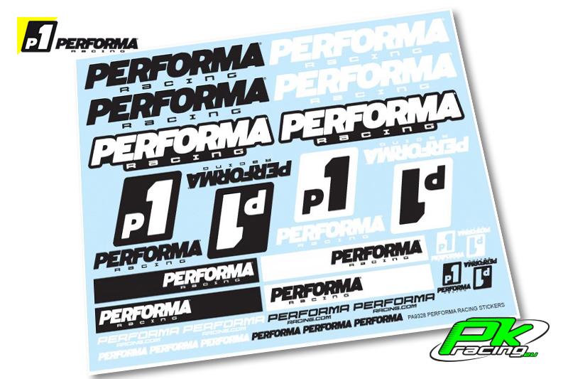 Performa Racing P1 - PA9328 - stickers