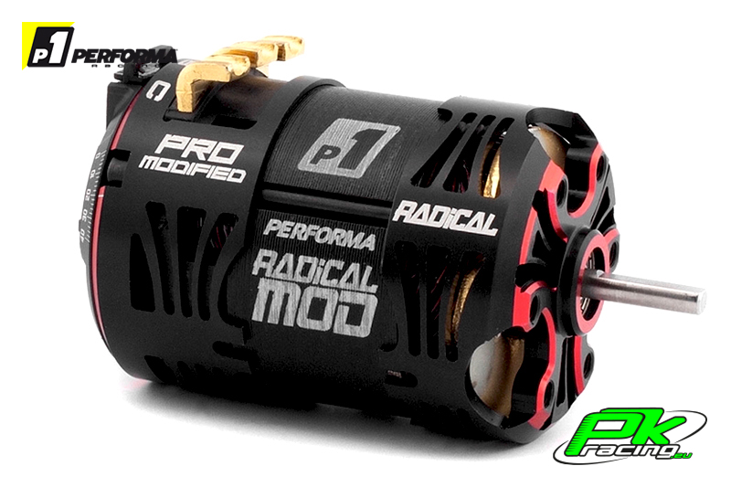 Performa Racing P1 - PA9339 - Modified 540 Modified Motor 6.5 T
