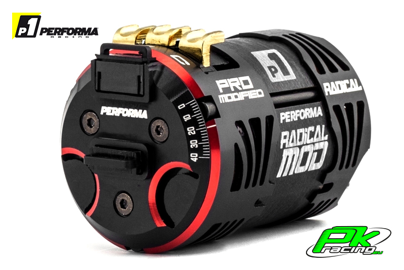 Performa Racing P1 - PA9340 - Modified 540 Modified Motor 7.5 T