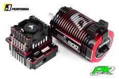 Performa Racing P1 - PA9349 - HMX 1/8 Combo 1900 KV, 4S