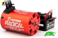 Performa Racing P1 - PA9361 - Radical Crawler BL Combo