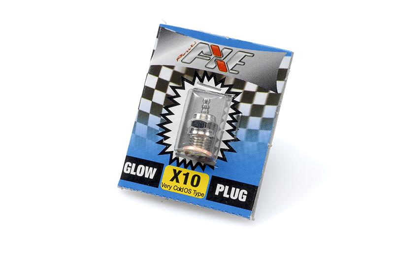 Rossi - R10050 - Glowplug - X10 - Cold - OS Type