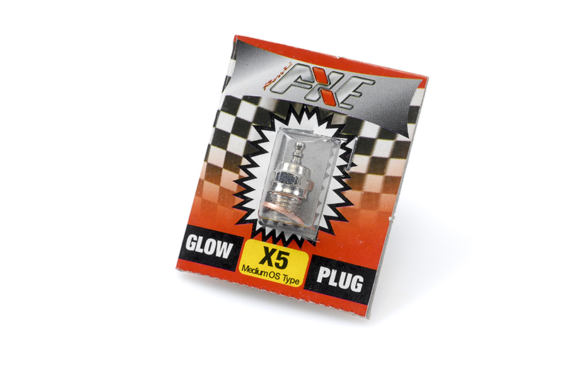 Rossi - R10055 - Glowplug - X5 - Medium - OS Type