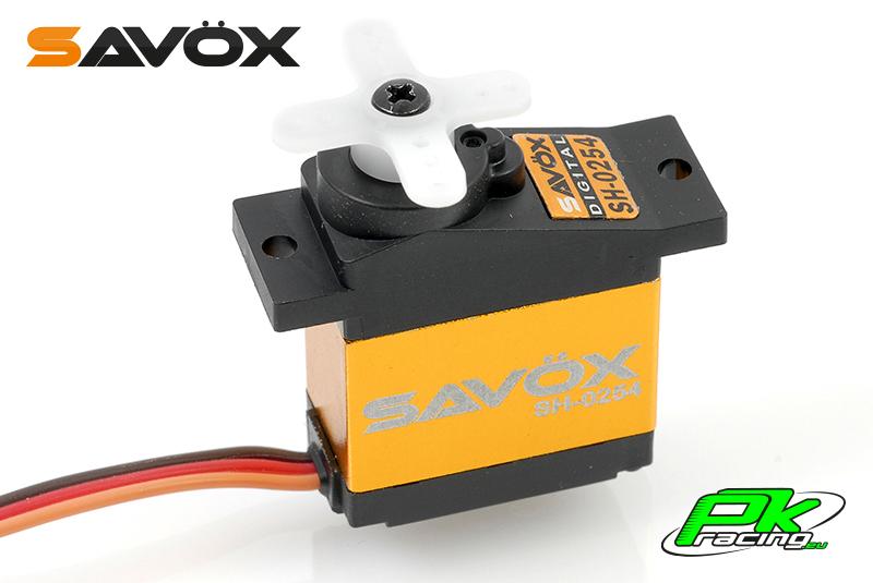Savox - SH-0254 - Digital Servo - DC Motor
