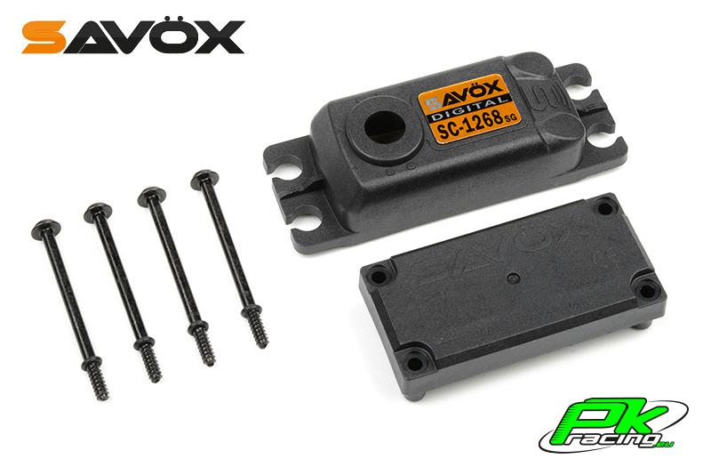 Savox - C-SC-1268SG - Servo Case Set for SC-1268MG