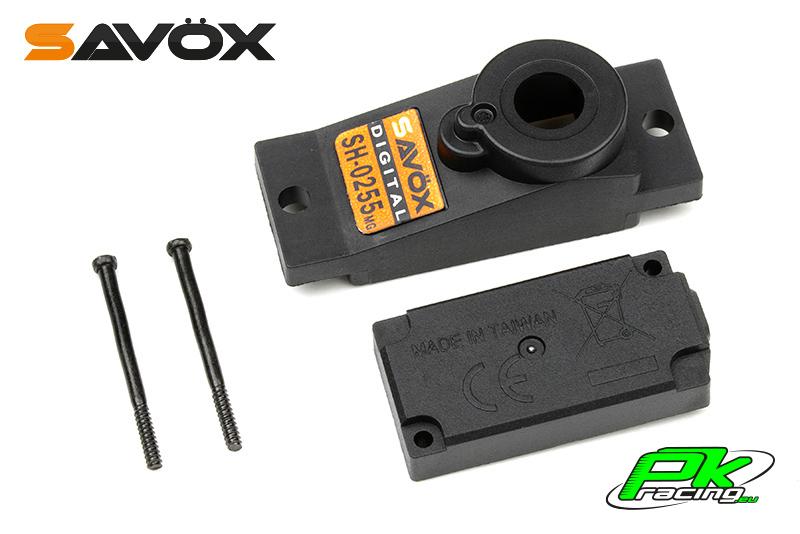 Savox - C-SH-0255MG - Servo Case Set for SH-0255MG