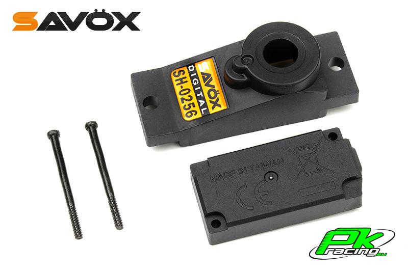 Savox - C-SH-0256 - Servo Case Set for SH-0256