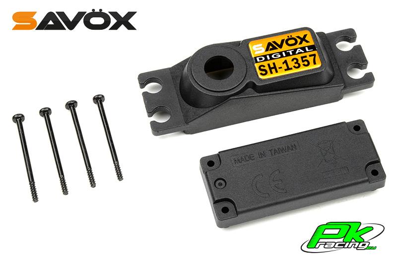 Savox - C-SH-1357 - Servo Case Set for SH-1357