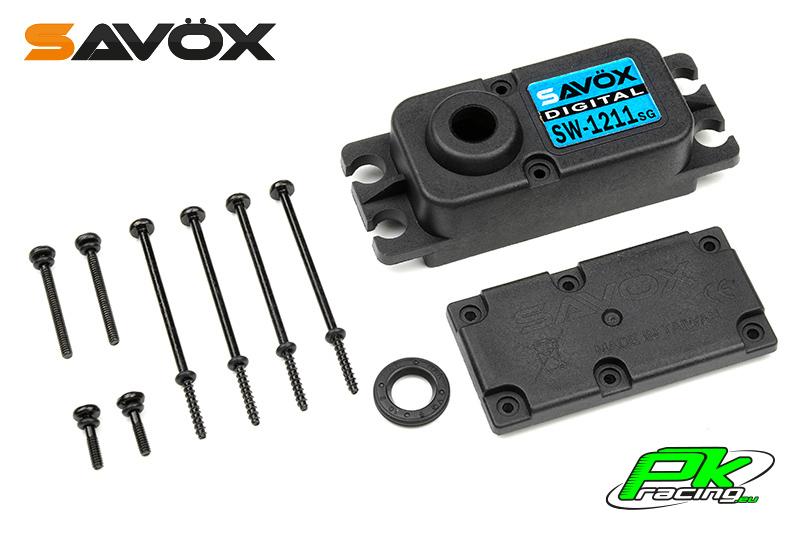 Savox - C-SW-1211SG - Servo Case Set for SW-1211SG