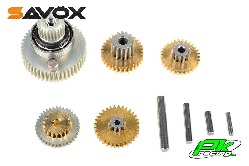 Savox - G-SC-1251MG - Gear Set for SC-1251MG