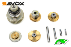 Savox - G-SC-1252MG - Gear Set for SC-1252MG