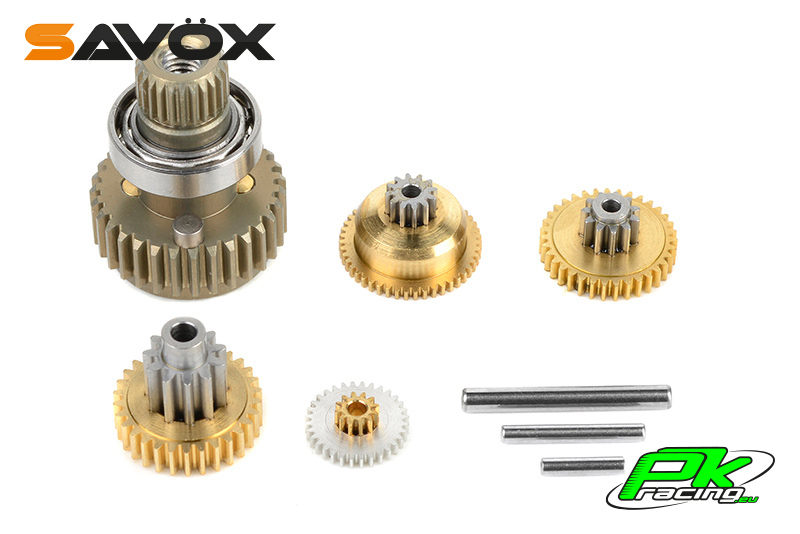 Savox - G-SV-1260MG - Gear Set for SV-1260MG