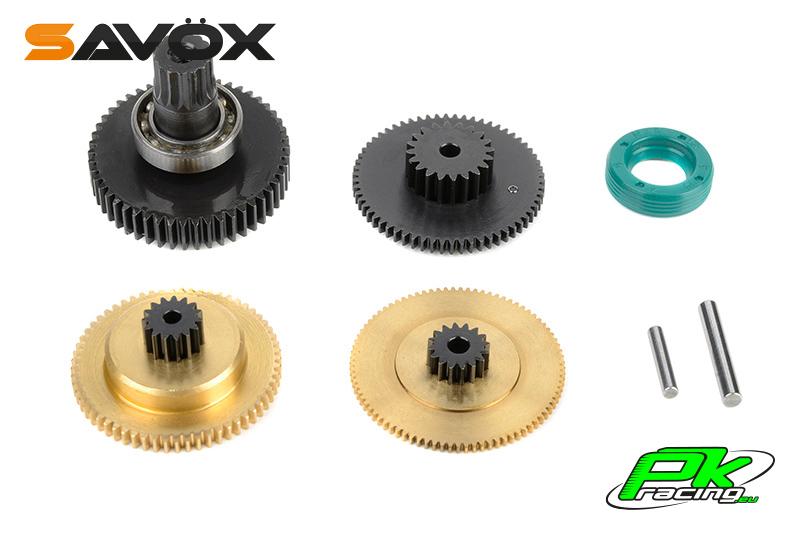 Savox - G-SW-0240MG - Gear Set for SW-0240MG
